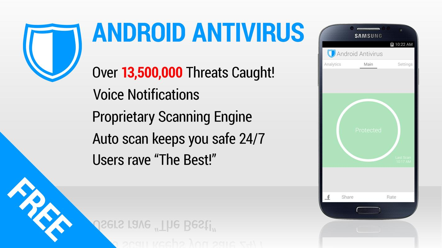 Best Free Antivirus Android Mobile