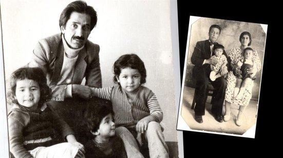 Cahit Zarifoğlu ve Ailesi
