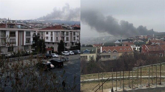 При крушении вертолета впригороде Стамбула погибли 5  человек