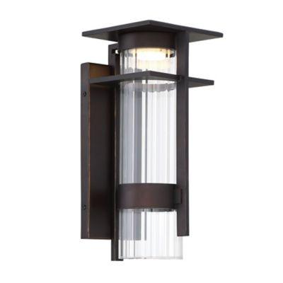 kittner led outdoor wall light