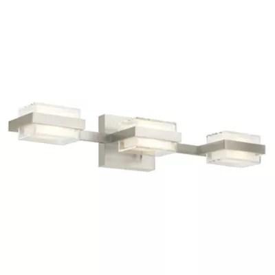 sonneman lighting chelsea bath bar