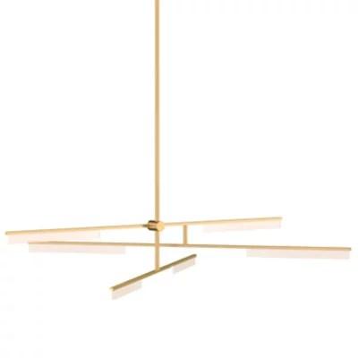 tech lighting aerial chandelier