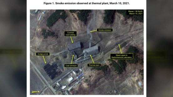 """[정치]""""북한 영변 원자로 수소 폭탄 개발 가능성 … 탄도 미사일 기동성 향상"""""""