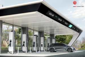 현대 자동차 그룹, 초고속 전기차 충전소 브랜드 'E-pit'공개 … 4 월 오픈