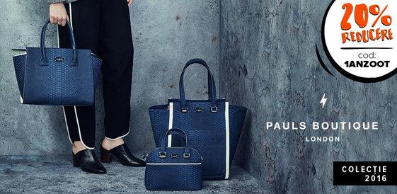 Paul's Boutique: Genți exclusiviste