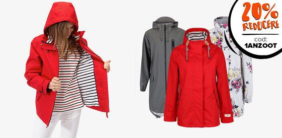 Jachete streetwear pentru EA