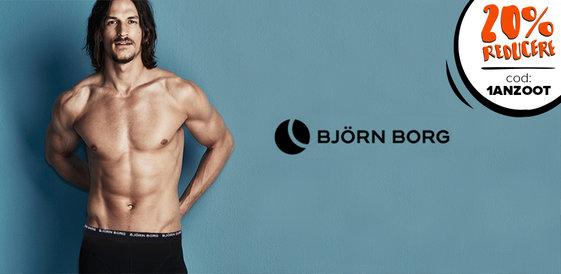 Björn Borg: Boxeri pentru tipi sportivi