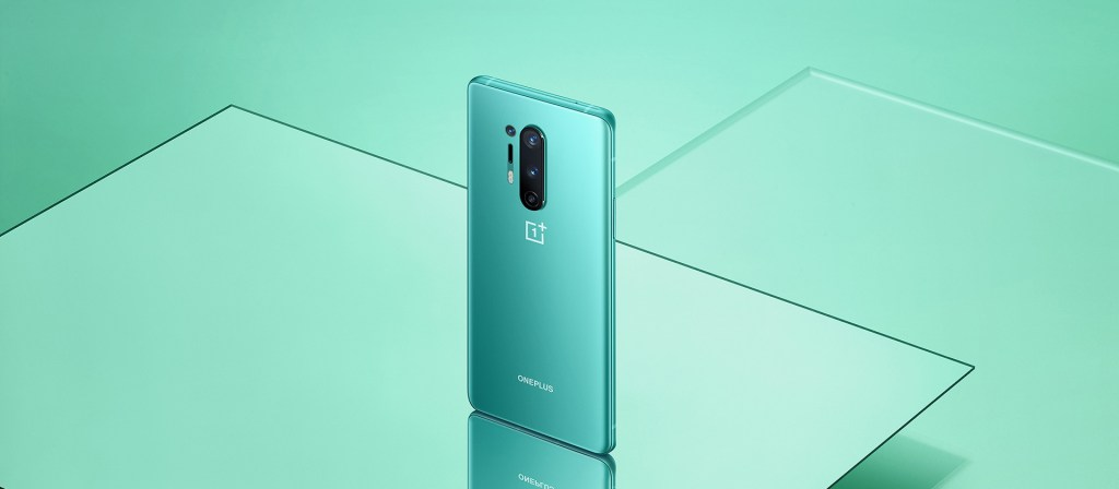 OnePlus 8 Stock Wallpapers