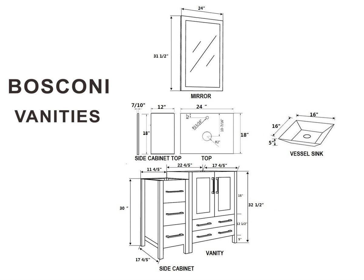 Bosconi Ab224s3s
