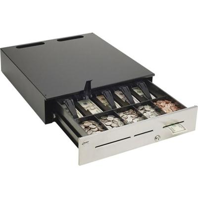 APG Heavy Duty Cash Drawers Series 4000 - Electronic cash drawer - black