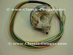 1969 Cougar Turn Signal Wiring Diagram | Wiring Library