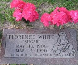 Florence May Sugar <i>Tomlinson</i> White