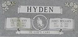 James Benjamin J.B./Jake Hyden