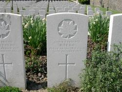 Reuben Sero's grave