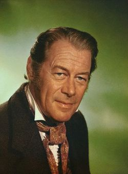 Sir Rex Harrison (1908 - 1990) - Find A Grave Memorial