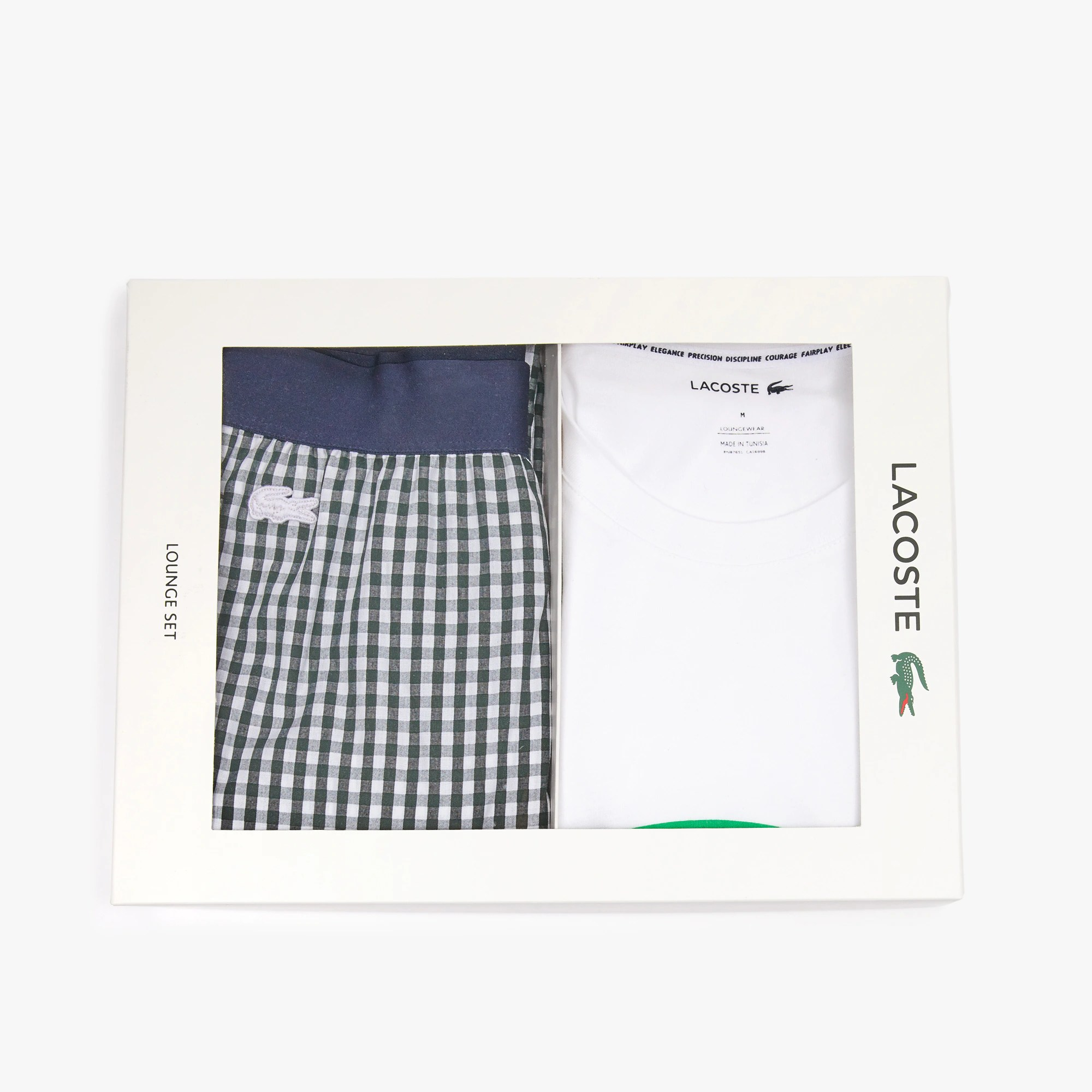ensemble de pyjama pantalon en coton edition fete des peres