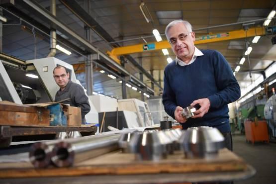 Un nouveau départ pour la société d'usinage Palicot Industries à Yzeure (Allier)