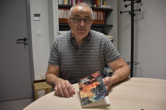 Le drame d'Oradour raconté aux enfants par Régis Delpeuch