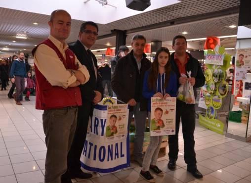 Le Rotary soutient l'hôpital de Brioude