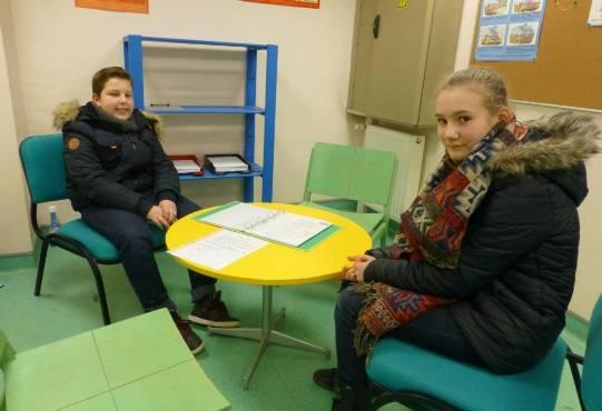 Leur mission : régler les conflits entre élèves du collège Fernand-Léger