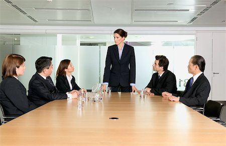 Image result for manager woman meeting