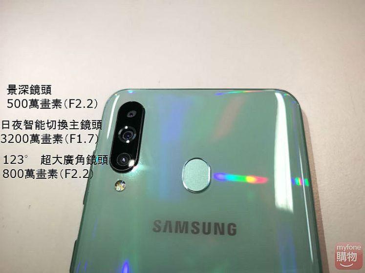 Samsung Galaxy A60超強三鏡頭手機 照相功能真的是超乎想像的好!
