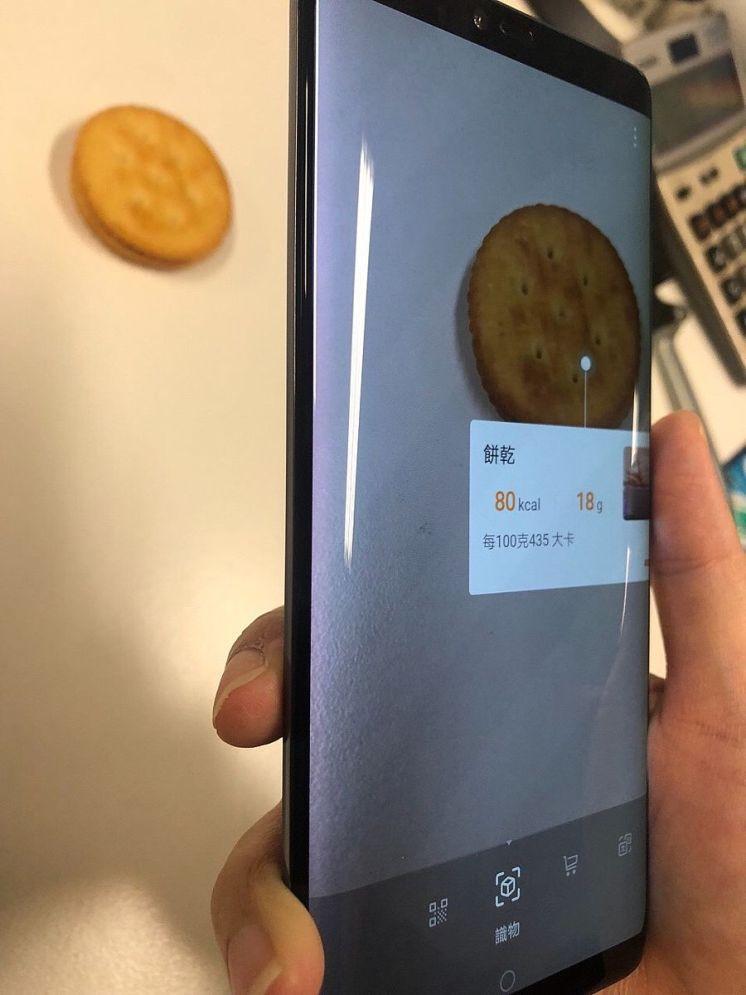 相機智能辨識-食物熱量輕鬆測