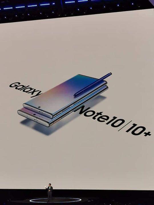 Samsung Galaxy Note 10 / Note 10+ / Note 9規格比較,三星歷代Note系列的差異