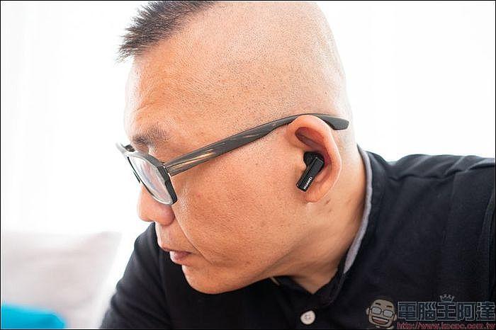 HUAWEI FreeBuds Pro 入耳式的設計