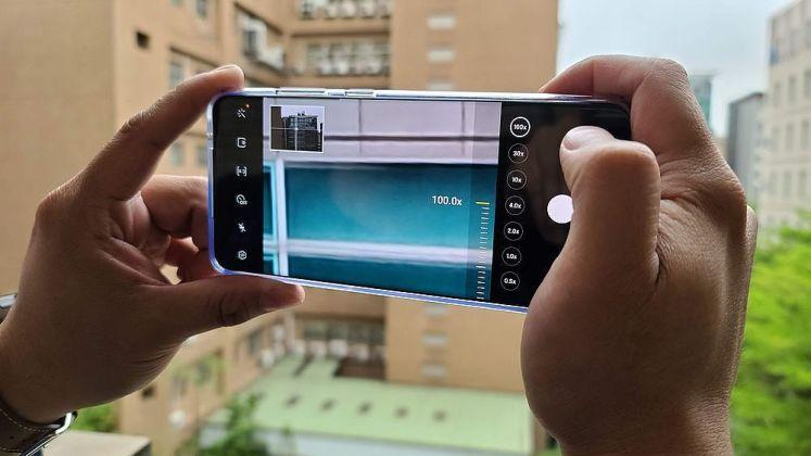 Galaxy S20 Ultra 100倍變焦