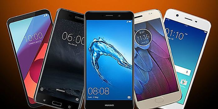 四款2020熱銷Android手機規格比較