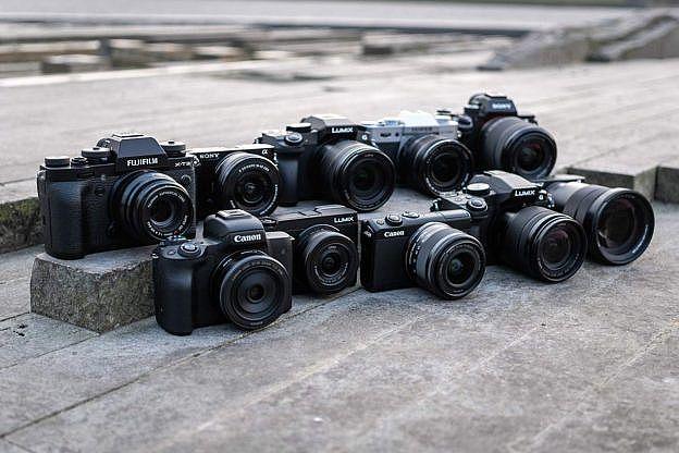 2020 十款旅行隨身輕巧型防水相機與數位相機推薦人氣排行榜