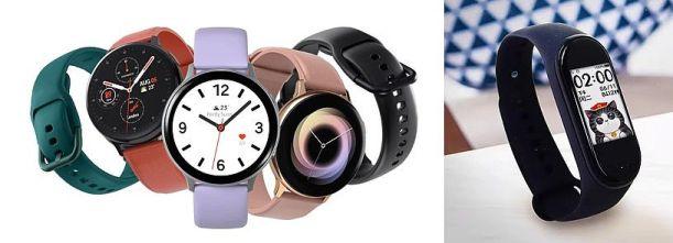 智慧手錶與運動手環有什麼不同?