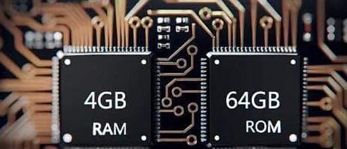 手機記憶體容量(RAM)