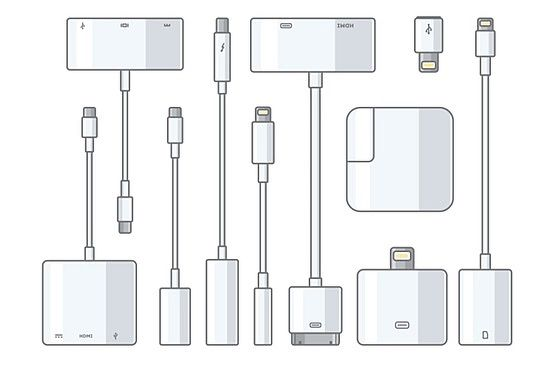 Apple充電演進史