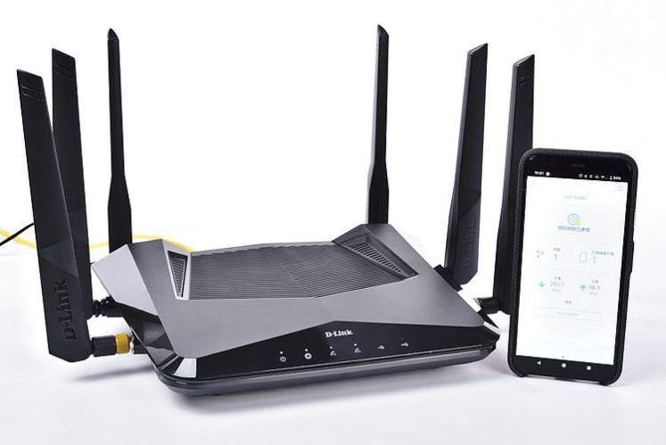 支援完整 Wi-Fi 6 網路世代,D-Link EXO AX5400 DIR-X5460 無線路由器開箱