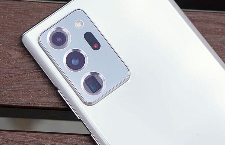 Galaxy Note20 Ultra 5G 星幻白
