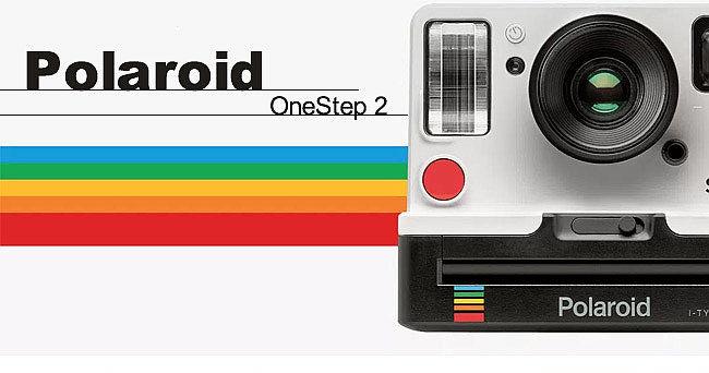 Polaroid OneStep 2 拍立得相機 給講究的你-復古文青推薦款