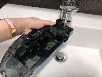 電控水箱可完美調節出水量