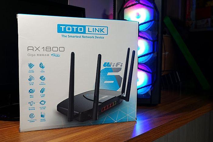 提供 WiFi 6 技術的路由器