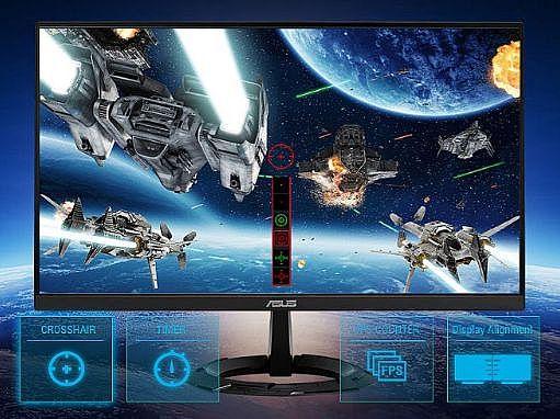 華碩 Game Plus 的獨家技術