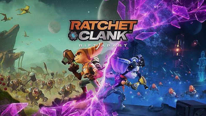 拉克:切割分裂(Ratchet & Clank:Rift Apart)