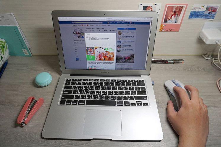 hii hiiri MAC OS專用 AI語音翻譯滑鼠 能語音打字、語音搜索、智能翻譯 讓學習超有效率!