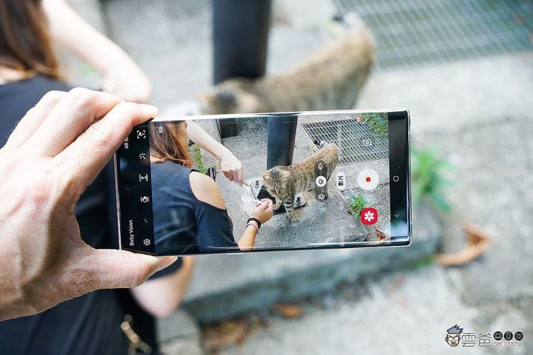 Galaxy Note10+ 相機實拍照