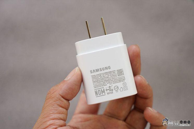 25W閃電快充充電器