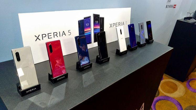 SONY旗艦機 Xperia 5 上市記者會 9/24開始預購