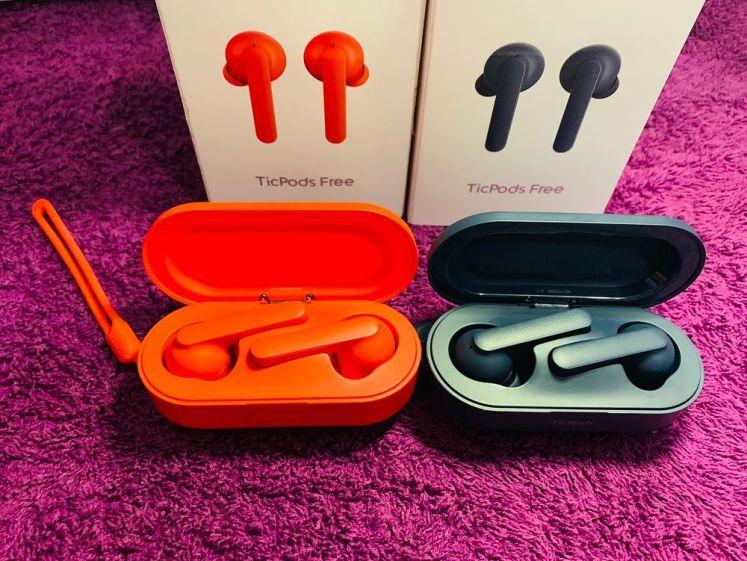 TicPods Free 真無線藍牙耳機