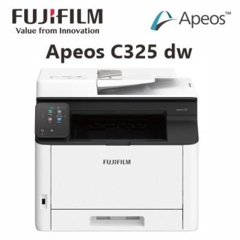 FUJIFILM Apeost C325dw 彩色雷射多功能複合機