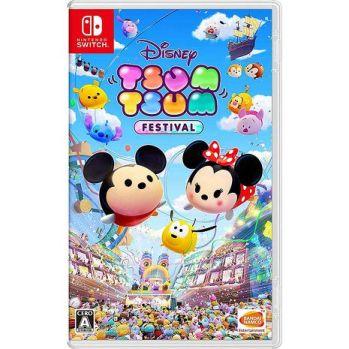 任天堂 Switch 迪士尼 Disney Tsum Tsum 嘉年華