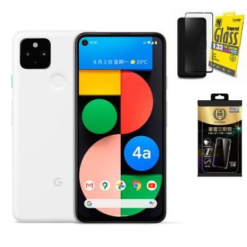 Google Pixel 4a 5G版 就是白